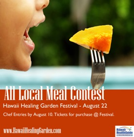All Local Meal Contest Kauai